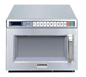 1200 Watts PRO commercial Microwave Oven (Panasonic) Image
