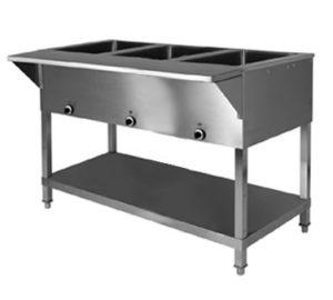 3-Pan Electric Steamtable (Klinger